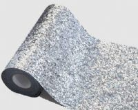 Silver Chunky A4 Fabric London